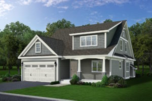 7414-Craftsman Plan