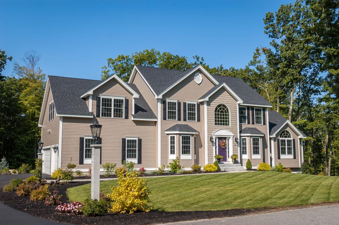 Houses in Salem